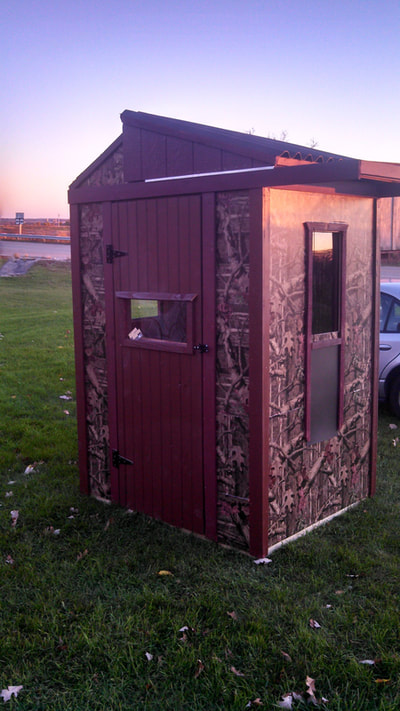 Hunting Blinds Red Rooster Coops